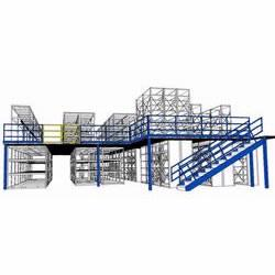 Borroughs Freestanding Mezzanines are a proven smart solution.  They expand your business, not your building, maximizing use of your expensive floor space to provide needed production, assembly, office or storage areas for growth.