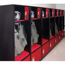 Gear lockers are excellent for aviation, military, and sports applications. Gear lockers will take years of abuse. Many sizes and options are available.