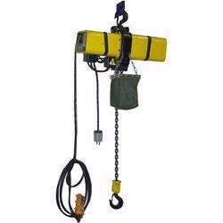 Shop Material Flow for all your hoist needs -- including electric, manual, portable and stationary hoists.