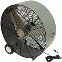 Material Flow carries high quality industrial fans and heaters from Vestil Manufacturing. These fans will keep your workplace warm and cool year round!