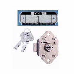 Locks, anchors, and number plates to complete your locker system.