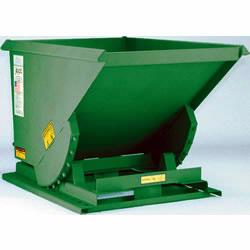 Choose from a large selection of self-dumping hoppers in a variety of types and styles for industrial and commercial use.