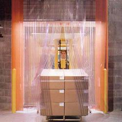 Material Flow carries a wide selection of impact doors, strip doors, freezer doors, powered doors and more. Perfect for grocery stores, industrial warehouses and more!