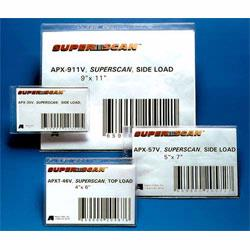Superscan label holders offer barcode protection and readability. Superscan Label Holders are made from a sturdy matte finished plastic to eliminate glare. Material Flow sells label holders for less!