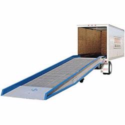 Material Flow has a large selection of yard ramps from the top manufacturers.